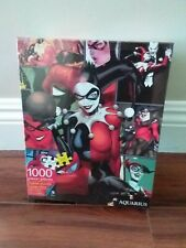 Harley Quinn Aquarius 1000 Piece Jigsaw Puzzle - New