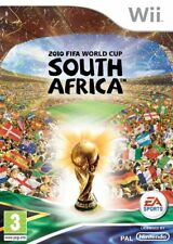 Nintendo Wii 2010 FIFA World Cup South Africa EA Sports Video Game