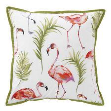 Bianca Flamingo Melon European Pillowcase