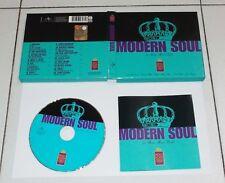 Cd MODERN SOUL Vol 1 for Radio Monte Carlo Compilation 2008 Universal Montecarlo