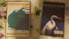 FAITH NO MORE Introduce Yourself 1987 Angel Dust 1992 Tapes Cassette oop SLASH