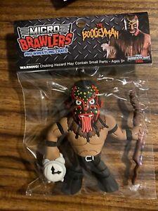 Pro Wrestling Crate Micro Brawlers Boogeyman Free Shipping WWE