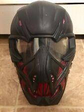 RLUX Custom Airsoft BB Gun Protective Mask