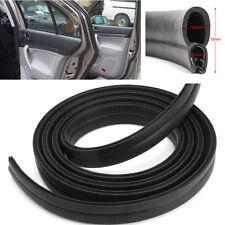 3M Universal Car Door Black Rubber O U Channel Edge Edging Trim Seal Trunk Strip