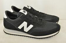 New Balance 620 Black Running Shoes Black Suede & Nylon Euro 39 Women 8 M