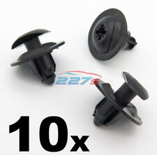 10x Wheel Arch Lining & Splashguard Clips for Ford Fiesta, KA & Ecosport 1738233
