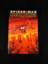 Maximum Carnage by Tom DeFalco (2004, Trade Paperback)