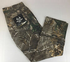 Realtree Xtra Pants Mens 36/34 NWT Camo Hunting 100% Cotton 5 Pocket