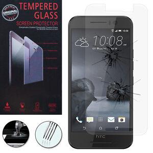 Lot/ Pack Film Verre Trempe Protecteur Protection pour HTC One S9