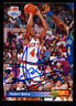 Hubert Davis #15 signed autograph auto 1992-93 Upper Deck Basketball Card
