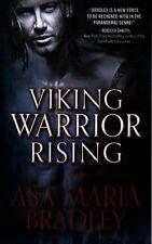 Asa Maria Bradley  Viking Warrior Rising   Paranormal Romance  Pbk NEW