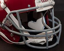Schutt Super Pro OPO Football Helmet Facemask / Faceguard (GRAY)