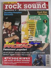 rivista ROCK SOUND 5/1998 + CD Prozac+ Sepultura Smashing Pumpkins Subsonica Ash