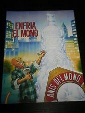 ANIS DEL MONO ANISETTE ANIS -  AD PUBLICITE ANUNCIO - SPANISH - 2112