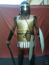 Carthaginian  African Veterans leather lamilar armour.