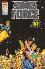 X-FORCE   N° 44    MARVEL  COMICS    editions MARVEL