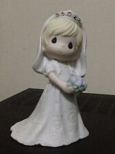 Precious Moments You Have A Beautiful Bride Wedding Figurine 103019 New