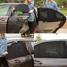2x de pare-soleil Rideau côté voiture soleil Protection UV pliable 59-102cm
