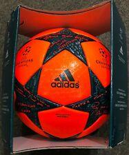 Adidas Uefa Champions League 2016 2017 Pover Orange Official Match Ball