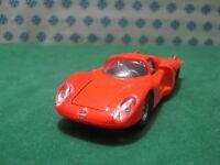 Vintage - ALFA ROMEO 33/2  Prototipo Le Mans 1968 - 1/43 Jet car de Norev
