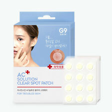 *G9SKIN* AC + Solution clear spot patch (12ml x 60ea) - Korea Cosmetic