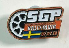 Speedway Grand Prix  Hallstavik Sweden  07/07/2018 Pin Badge