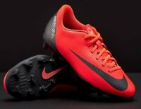 Nike Mercurial Vapor 12 Club CR7 Ronaldo Junior FG / MG Football Boots Crimson