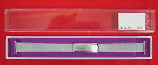 "Ladies Rowi Flex II Vintage Stainless Steel 6-1/8"" NOS Wristwatch Band #1151"