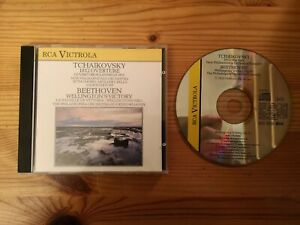 RCA VD87732. Tchaikovsky - 1812 Overture. Eugene Ormandy (1988) Germany. NM/EX.