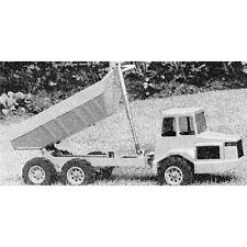 Plan de bâtiment volvo-tombereaux BM 5350
