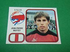 JEAN-PIERRE MOTTET LILLE OSC LOSC RECUPERATION PANINI FOOTBALL 82 1981-1982