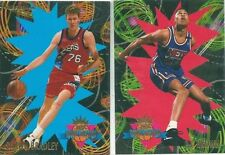 Fleer Rookie NBA Basketball Trading Cards