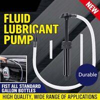 Fluid Transfer Pump Dispenser Kit Kolbenpumpe Kunststoff Auto Werkzeug DE