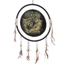 Decorative Wolf Companions 60cm Dreamcatcher DCPA04E