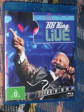 B.B. King - Live  (Blu Ray, Region B, 2008) c4