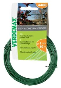 Plastic Coated Garden Wire. Floral Wreath Wire Choice of Thickness and Lengths