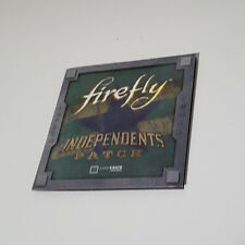 LOOTCRATE COSPLAY COSTUME FIREFLY SERENITY INDEPENDANTS PATCH!