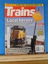 Trains Magazine 2007 July Local heroes Local freight Northeast corridor
