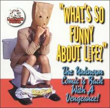 What's So Funny About Life by Unknown Comic (CD, New) 14 Riffs from the Baghead