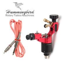 hummingbird pro rotary tattoo machine gun motor + RCA cord for liner shader SR2
