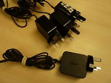 GENUINE ASUS AD890M26 010-1LF CHARGER FOR ASUS LAPTOPS - EXCELLENT CONDITION
