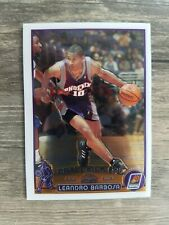 2003-04 Topps Chrome #138A Leandro Barbosa RC Rookie Card