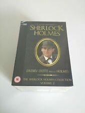DVD Sherlock Holmes voluml 2. brand new & sealed
