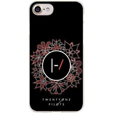 Twenty One Pilots 21 Band Phone Case For iPhone 7 Plus