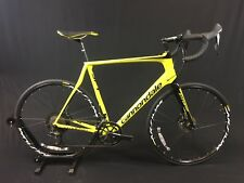 Cannondale Synapse Ultegra Disc Demo Bike - 61cm, Yellow