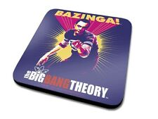 NEW CORK COASTER THE BIG BANG THEORY BAZINGA PRYAMID INTERNATIONAL