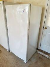 Whirlpool frost free upright freezer