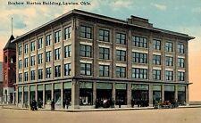 Lawton,Oklahoma,Benbow Horton Building,Comanche County,c.1909