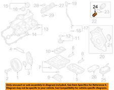 AUDI OEM 16-17 A7 Quattro Engine-Oil Filter 06E115562H