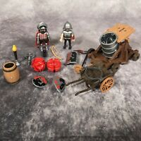 Playmobil 6038 Hawk Knights Battle Canon Toy Playset Kids